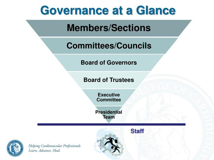 Governance at a Glance