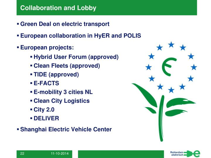 Collaboration and Lobby