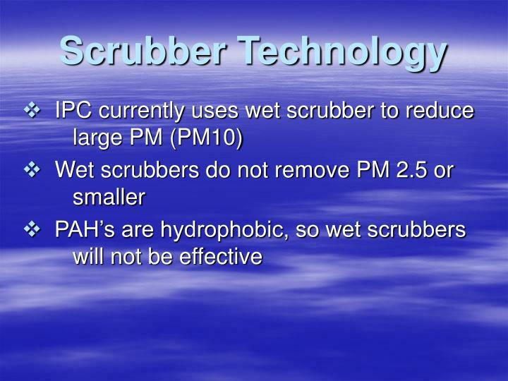 Scrubber Technology