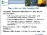 ecosystem services management1