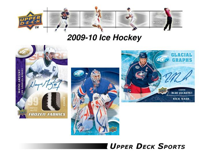 2009-10 Ice Hockey