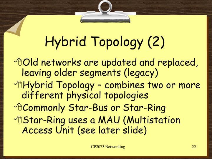 Hybrid Topology (2)
