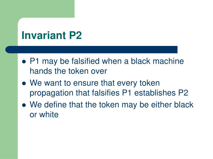 Invariant P2