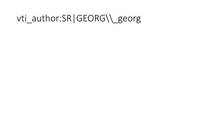 vti_author:SR|GEORG\\_georg