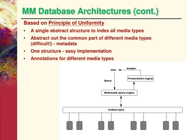 MM Database
