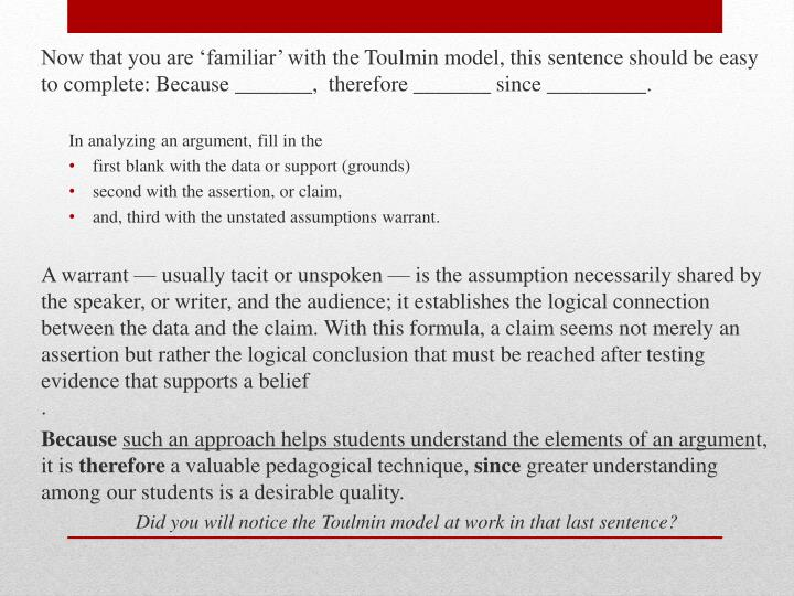 toulmin model essay persuasive speech on animal testing persuasive essay topics about animals the effects of deforestation on animal