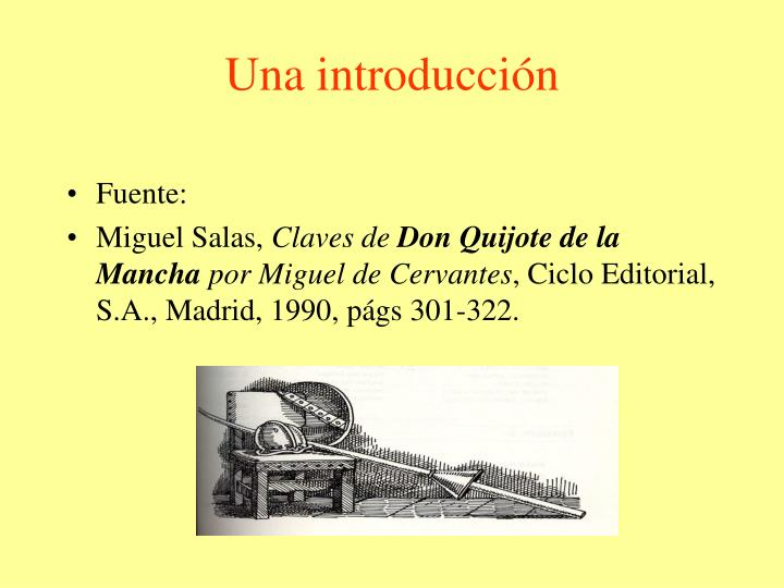 Una introducción