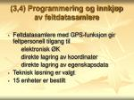 3 4 programmering og innkj p av feltdatasamlere