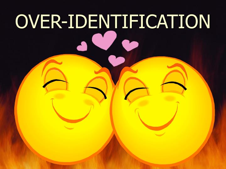 OVER-IDENTIFICATION