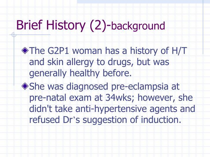 Brief History (2)-