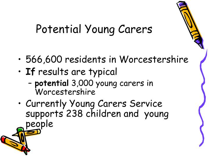 Potential Young Carers