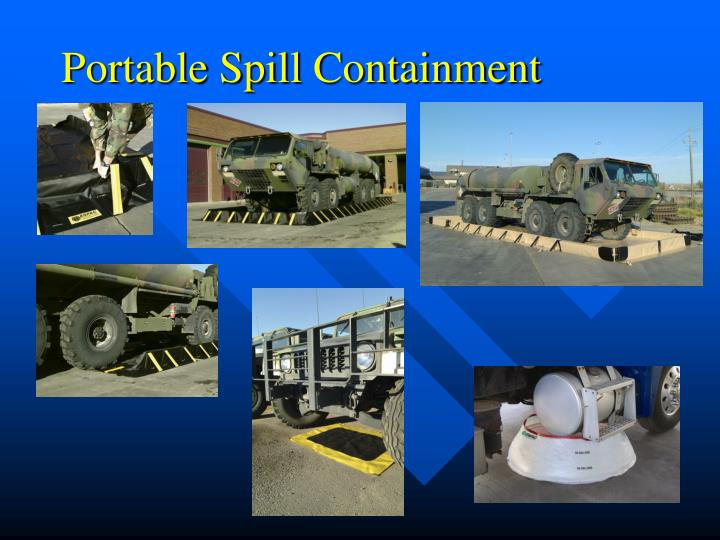 Portable Spill Containment