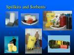 spillkits and sorbents8