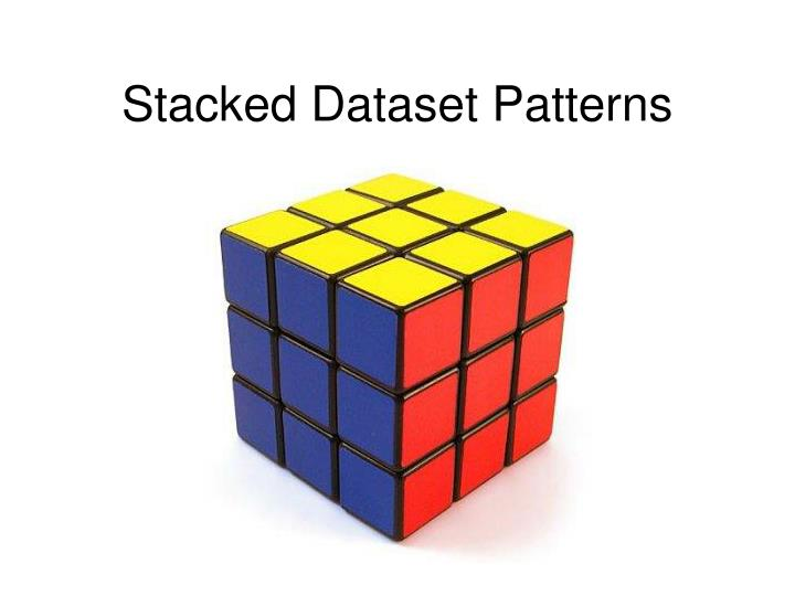 Stacked Dataset Patterns