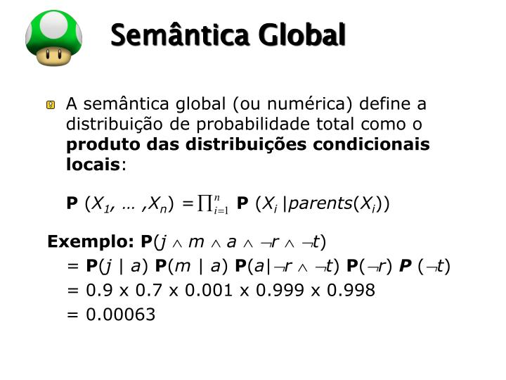Semântica Global
