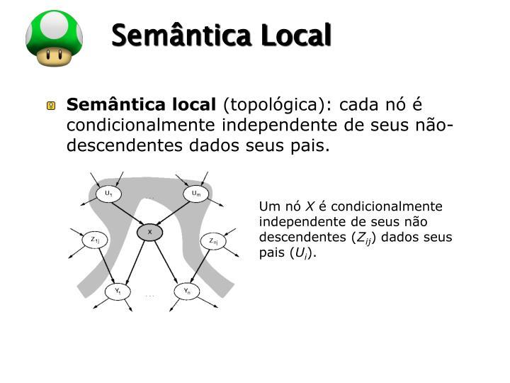 Semântica Local