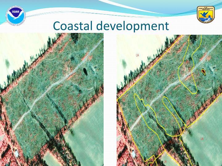 Coastal development