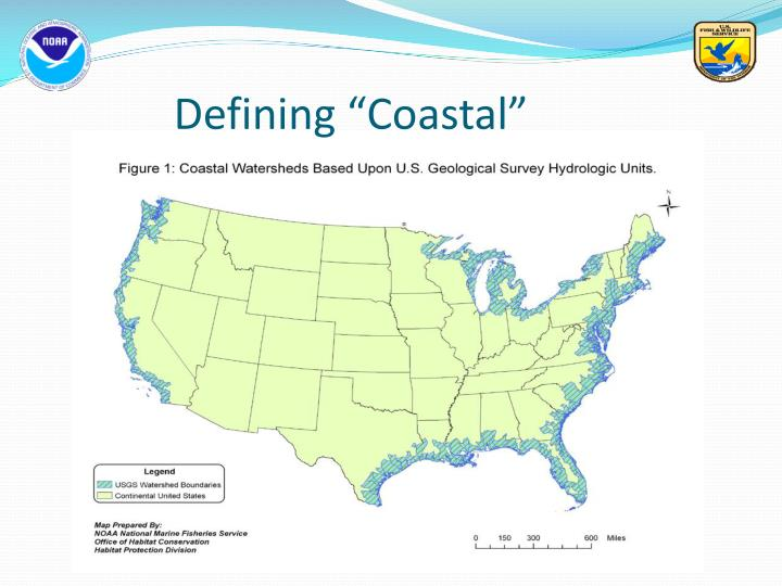 "Defining ""Coastal"""