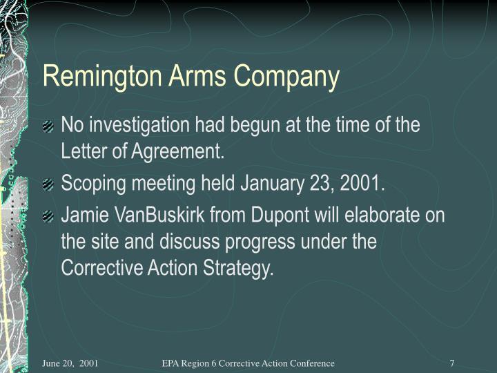 Remington Arms Company