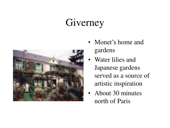 Giverney