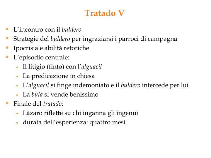 Tratado V