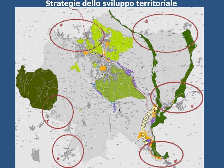 Strategie dello sviluppo territoriale