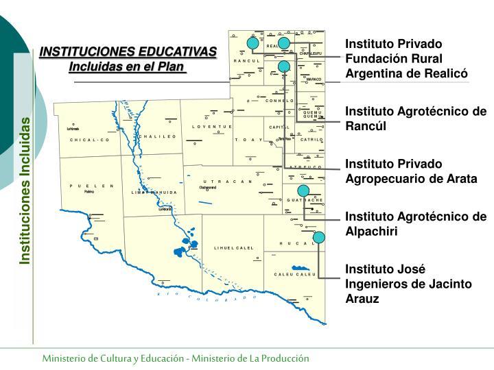 Instituto Privado Fundación Rural Argentina de Realicó