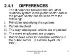 2 4 1 differences