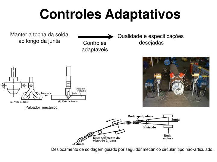 Controles Adaptativos