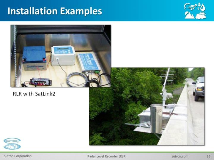 Installation Examples