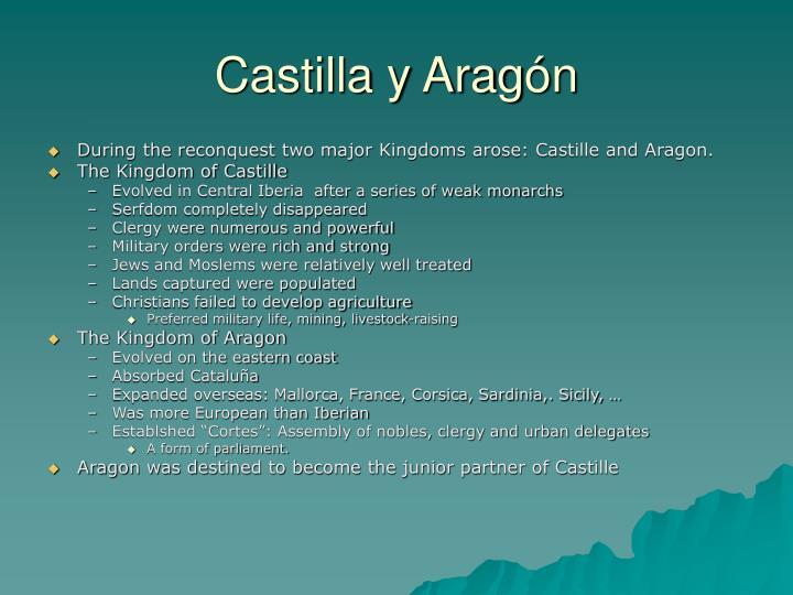 Castilla y Arag