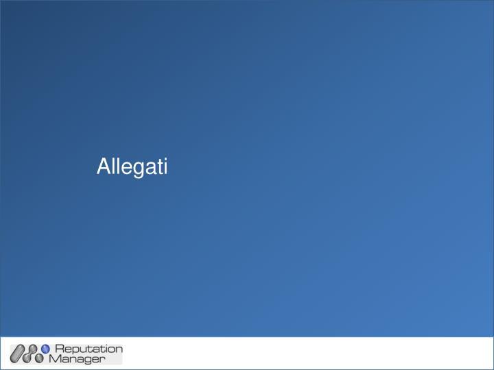 Allegati