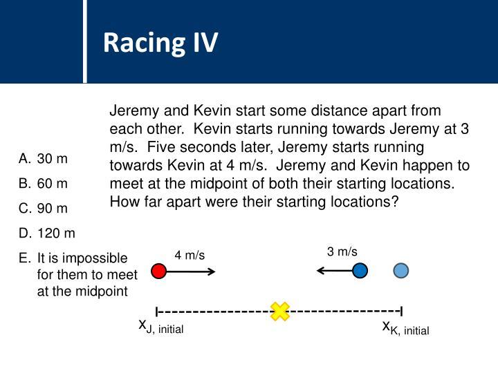 Racing IV
