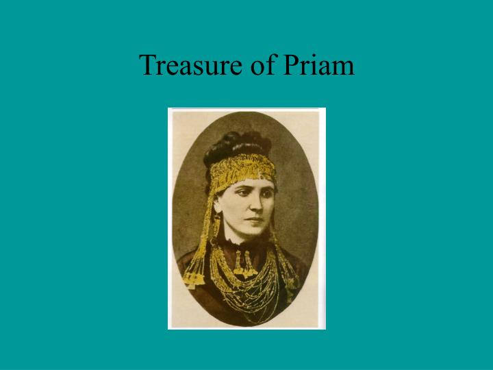 Treasure of Priam