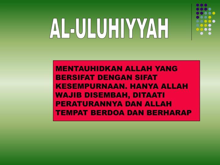 AL-ULUHIYYAH