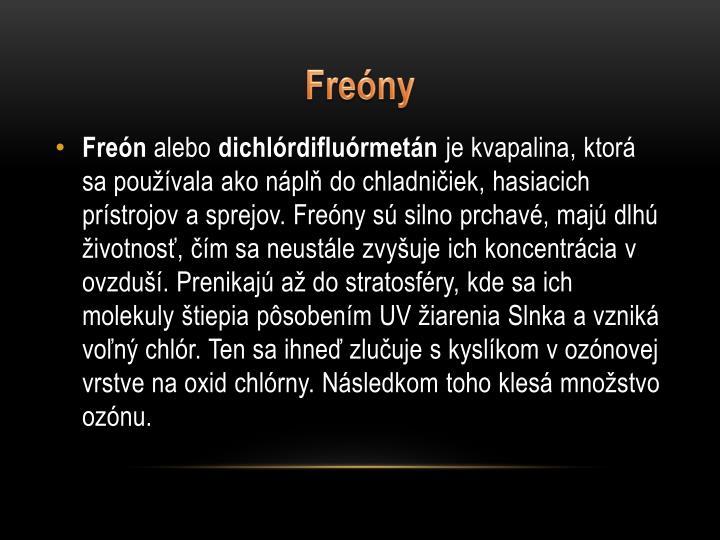 Freóny