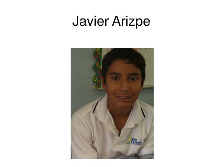 Javier Arizpe