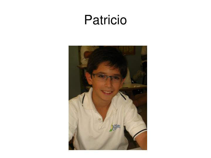Patricio