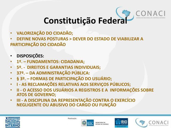 Constitutição Federal