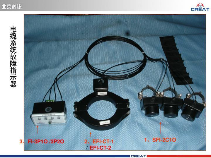 电缆系统故障指示器