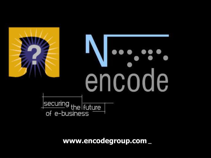www.encodegroup.com