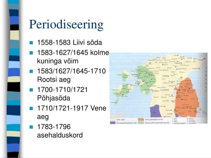 Periodiseering