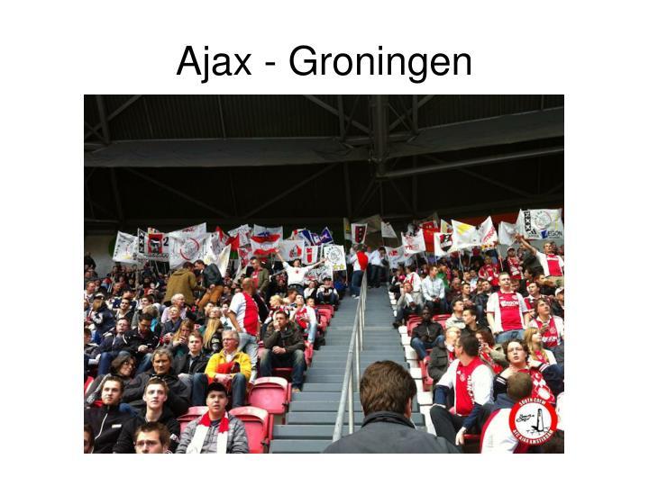 Ajax - Groningen