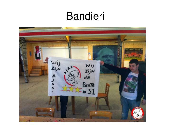 Bandieri