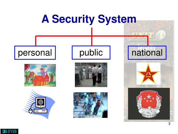 A security system