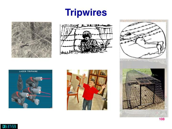 Tripwires