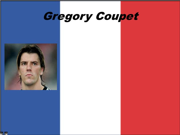 Gregory Coupet