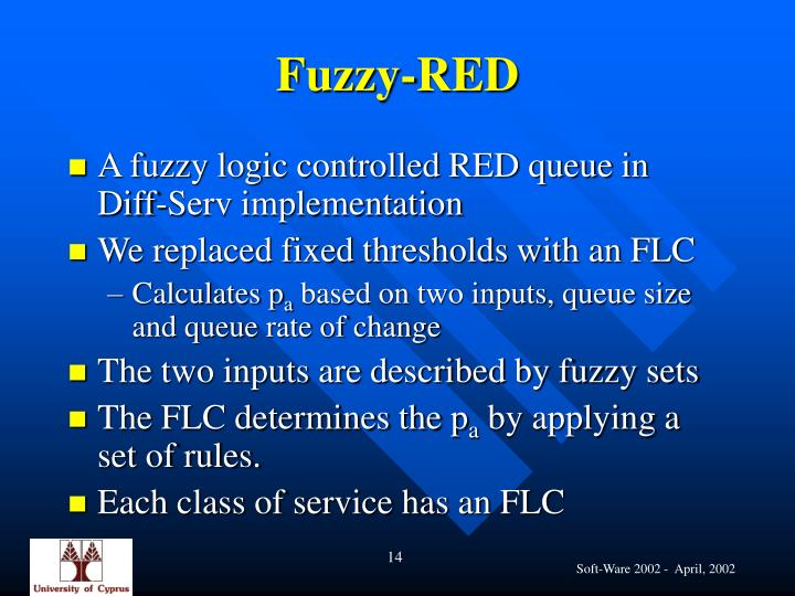 Fuzzy-RED