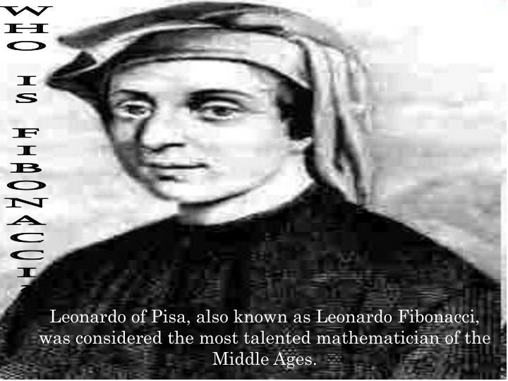 Who is Fibonacci?