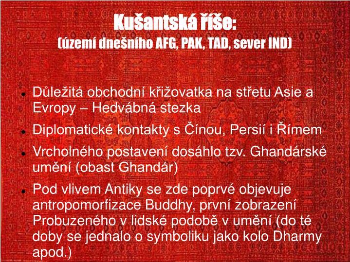 Kušantská říše: